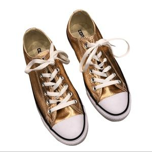 CONVERSE Rose Gold All Stars